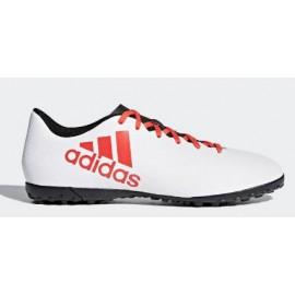 Botas futbol adidas X Tango 17.4 Tf blanco hombre