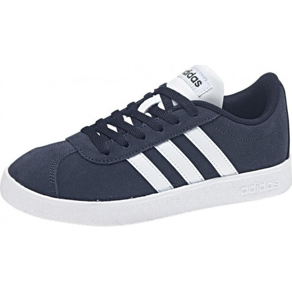 Zapatillas adidas VL Court 2.0 K marino junior