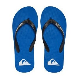 Chanclas Quicksilver Molokai royal/negro junior