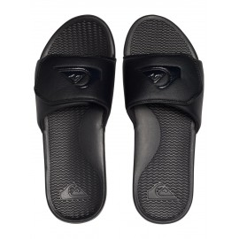 Chanclas Quicksilver Shoreline Adjust negro hombre