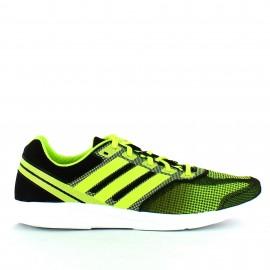 Zapatillas adidas Lite Pacer 3 m negro fluor verde hombre