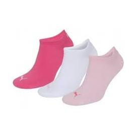 Calcetines Puma unisex Sneaker plain rosa