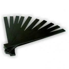 Candela Polietileno Negro 5 Unidades .