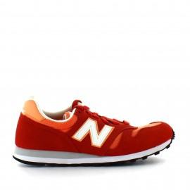 Zapatillas New balance wl373smc lifestyle rojo naranja mujer