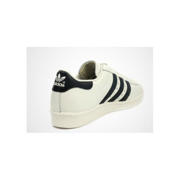 premium selection a1f25 a2c09 Zapatillas adidas Superstar 80s Dlx vintage blanco negro