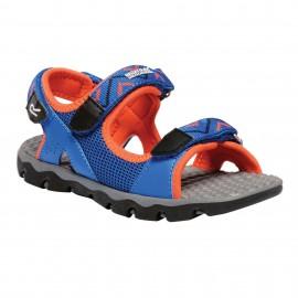 Sandalias trekking Regatta Terrarock Jnr azul niñ@s