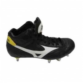 Zapatillas Rugby Mizuno Warrior Mid negro