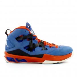 Zapatillas Baloncesto Nike Jordan Melo M9 azul rojo hombre