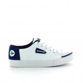 Zapatillas Dunlop blanco marino hombre