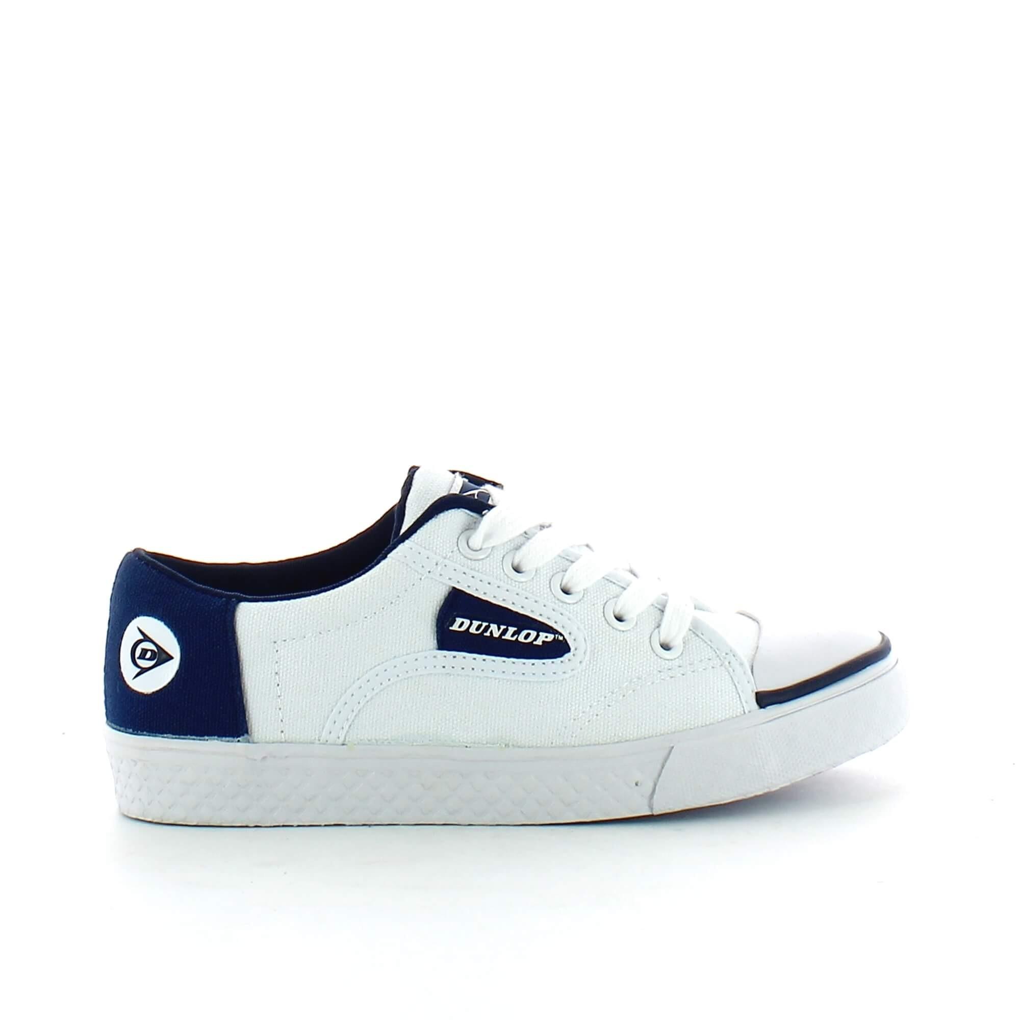 Zapatillas Dunlop blancomarino hombre Deportes Moya
