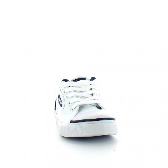 Zapatillas Dunlop blanco/marino hombre