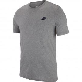 Camiseta Nike Sportswear t-shirt gris hombre