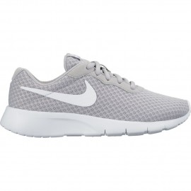 Zapatillas Nike Tanjun gris/blanco junior