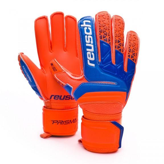 4af87c48c8a Guantes portero Reusch Prisma SG finger support junior - Deportes Moya