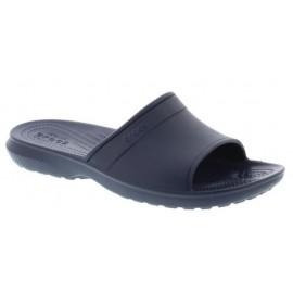 Chanclas Crocs Classic Slide U marino unisex