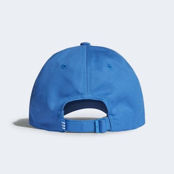 Venta de Gorra Adidas Trefoil Cap Azul Online - Deportes Moya 63c4de86b5c