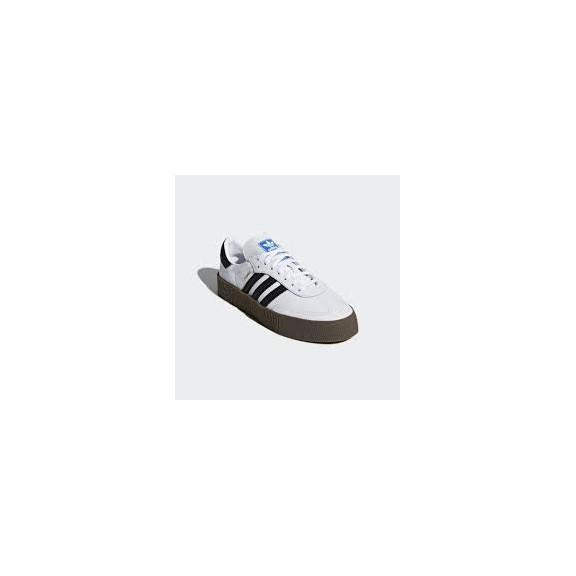 Zapatillas adidas Sambarose blancanegra mujer