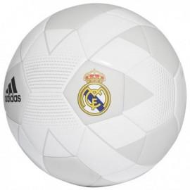 Balón de fútbol adidas Real Madrid blanco 18/19
