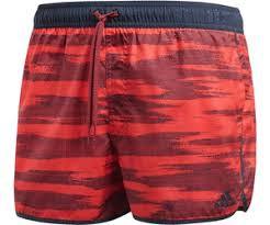 d1e6e8e65c22 Bañador Adidas Allover Print Rojo Hombre - Deportes Moya
