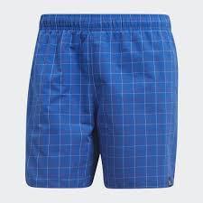37a22ca76 Bañador Adidas Chekered Sh Sl Azul Hombre - Deportes Moya