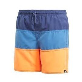 Bañador adidas Colorblock Azul niño