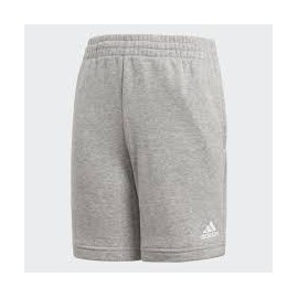 Pantalón adidas Essentials logo gris junior