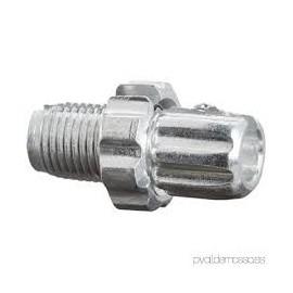 1 Unidad tope tensor maneta aluminio M10