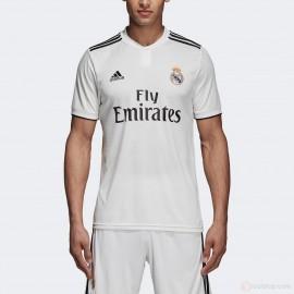 Camiseta Fútbol adidas Real Madrid 1ª hombre 18/19