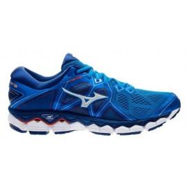 Zapatillas de running Mizuno Wave Sky 2 azul hombre