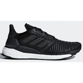 Zapatillas de running adidas Solarboost negro hombre