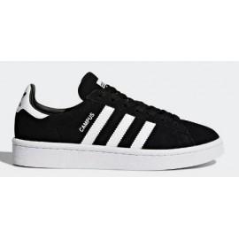 Zapatillas Adidas Campus negro/blanco junior
