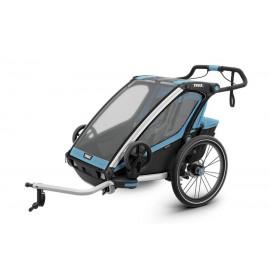 Carrito Thule Charior Sport2 azul-negro 10201003