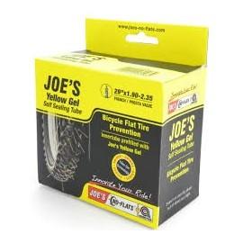 Camara con gel Joe,S 29 x 1.90-2,35 valvula presta