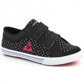 Zapatillas Le Coq Sportif Saint Gaetan Ps Stars negro junior