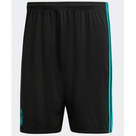Pantalón Adidas Real Madrid 2017 away negro adulto