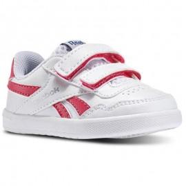 Zapatillas Reebok Royal Effect Alt blanco rosa bebe
