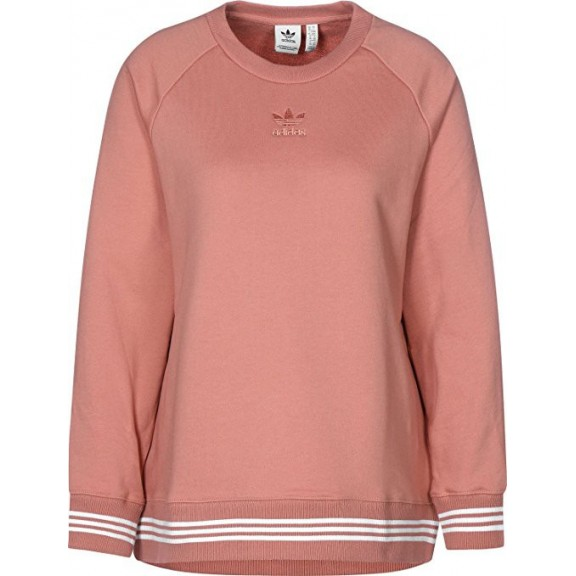 Adidas Adidas Rosa Sudaderas Sudaderas Mujer Rosa Mujer wNnP8kO0X