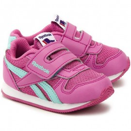 Zapatillas Reebok Royal Classic Jogger Kc lila bebe