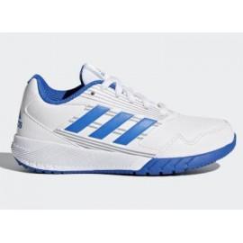 Zapatillas Adidas Altarun K blanco azul junior