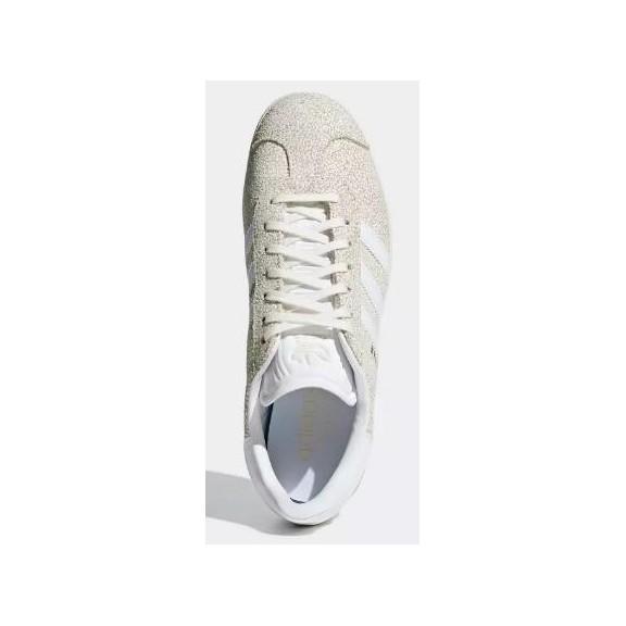 zapatillas adidas mujer beige
