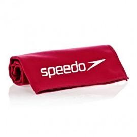 Toalla microfibra Speedo roja