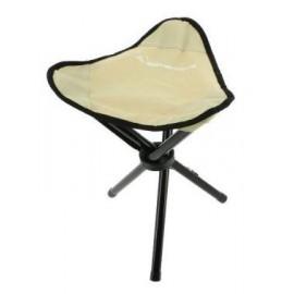 Silla tripode camping elementerre BC015 beige