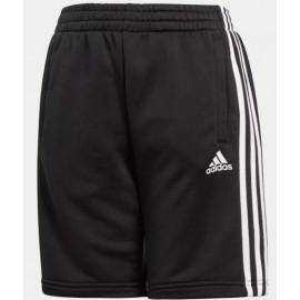 Pantalón adidas 3S Essentials 3 bandas negro junior