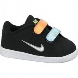 Zapatillas Nike Court Tradition Plus 2 TDV negro bebe