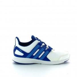 Zapatillas Adidas Hyperfast 2.0 K blanco azul junior