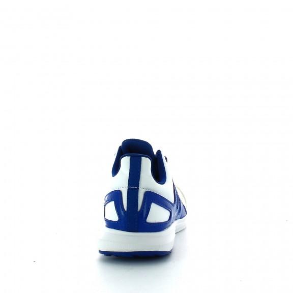 Zapatillas Adidas Hyperfast 2.0 K Blanco Azul Junior - Deportes Moya 2674ad7a9b6