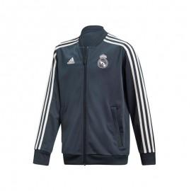 Chaqueta adidas Real Madrid presentación 2018 junior