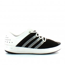 Zapatillas adidas Climacool Boat Pure negro blanco hombre