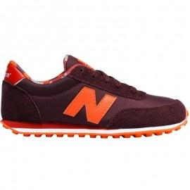 Zapatillas New Balance Kl410z6y burdeos junior
