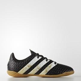Zapatillas fútbol Adidas Ace 16.4 Indoor J negro junior